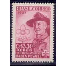 1957-85-Cent. Lord Baden Powell-Escotismo