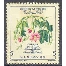 Colombia-1960-351ae-Flores